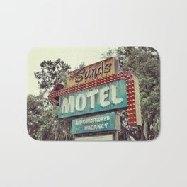 Sands Motel Bath Mat