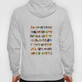 PixelWorld vol. 1 | All roster Hoody