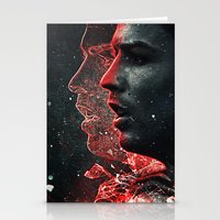 ronaldo Stationery Cards featuring Cristiano Ronaldo by Max Hopmans / FootWalls