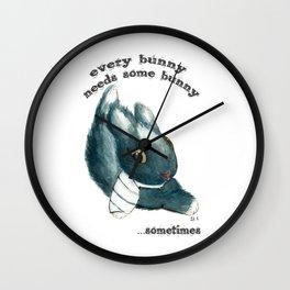 Every Bunny Wall Clock