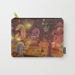 Irish Dinner Party Carry-All Pouch