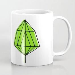 Lime Leaf Coffee Mug