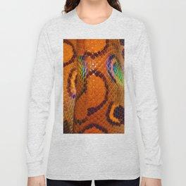 Rainbow Boa Long Sleeve T-shirt