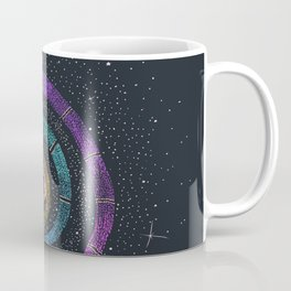 Reiki Snake Coffee Mug