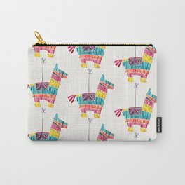Mexican Donkey Piñata – CMYK Palette Carry-All Pouch