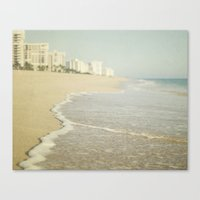 florida Canvas Prints featuring Florida by Pure Nature Photos
