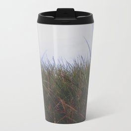 Grassy Fields Metal Travel Mug