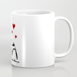 Love Penguins Coffee Mug
