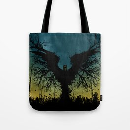 Frayeur Ravissante (Ravishing Grimness) Tote Bag
