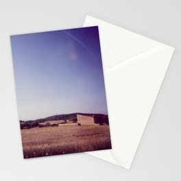 Fields of Summer Stationery Cards