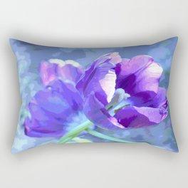 A Hug of Love Rectangular Pillow