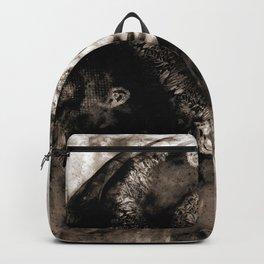 Mask of Venice Backpack