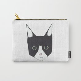 Henry the Tuxedo Cat Carry-All Pouch