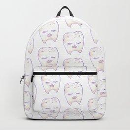 aesthetic teeth Backpack