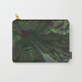 3D Fractal Stairway Carry-All Pouch