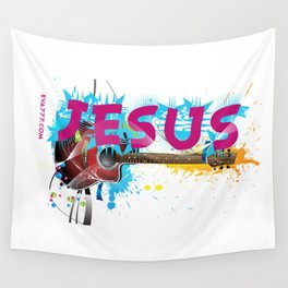 Jesus Wall Tapestry