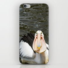 A lucky capture iPhone & iPod Skin