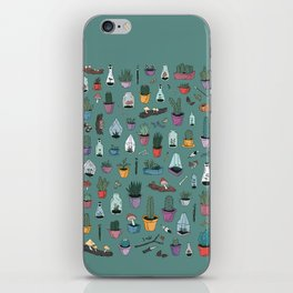 cacti and such iPhone Skin