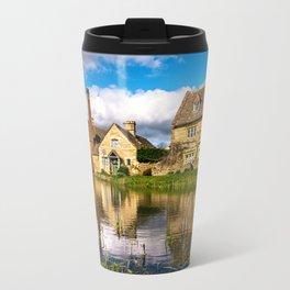 The Old Mill  Travel Mug