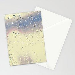Rainy Drive Stationery Cards