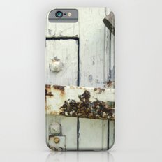 Old Jail Latch Slim Case iPhone 6s