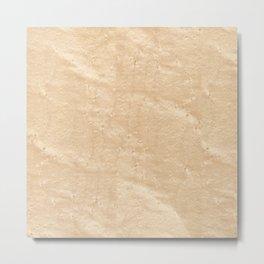 Birdseye Maple Wood Metal Print