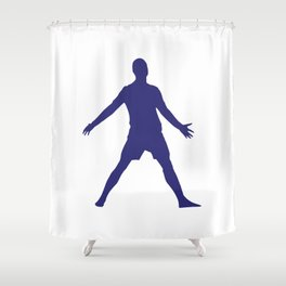 CR7 Golaso Shower Curtain