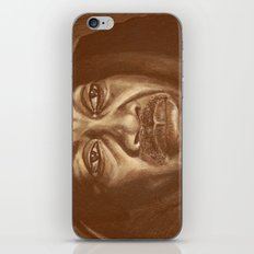 round 2...joe frazier iPhone & iPod Skin