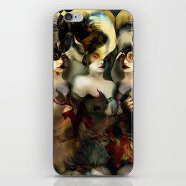 """""""Hydra (or The Bitch)"""" iPhone Skin"""