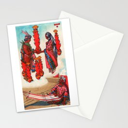 6 Yolotl Stationery Cards