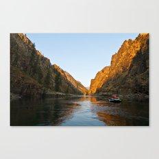 Canyon Canvas Print