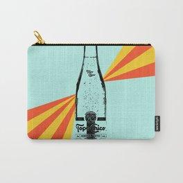 Topo Chico Retro Pop Art Carry-All Pouch