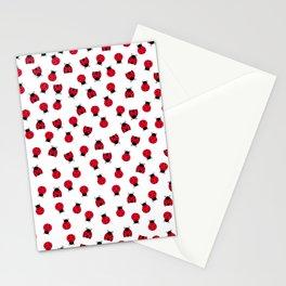 Ladybug Picnic Stationery Cards