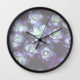 EUPHORBIA #1 Wall Clock