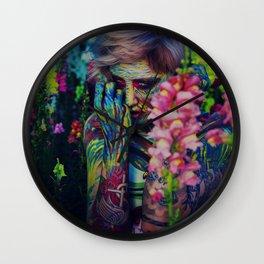 Impressionism  Wall Clock
