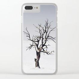 Myths Clear iPhone Case