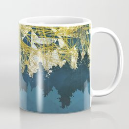 Star Trail Coffee Mug