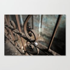 Brew House Feather Canvas Print