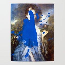 Blue Bomb Poster