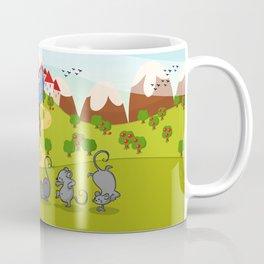 The Pied Piper of Hamelin  Coffee Mug