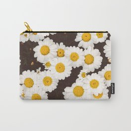 Daisy Daisies Carry-All Pouch