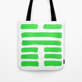 Coming Together - I Ching - Hexagram 45 Tote Bag