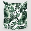Tropical Jungle Leaves Dream #7 #tropical #decor #art #society6 by anitabellajantz