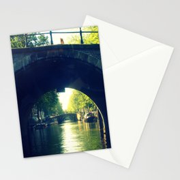 Early Hour Amsterdam. Stationery Cards
