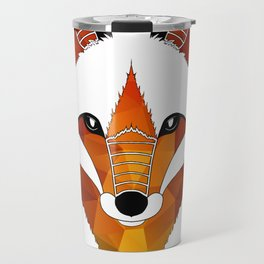 Wild Fox Travel Mug