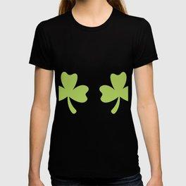 Shamrocks ST. Patrick's Day Women's Funny T-shirt