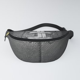Big American Football - black &white Fanny Pack
