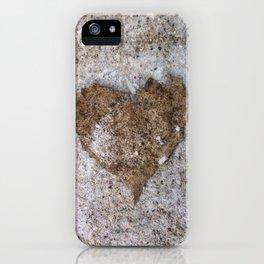 Winter Romance iPhone Case