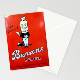 """Something Good from England"" Stationery Cards"