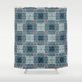 Penguido Shower Curtain